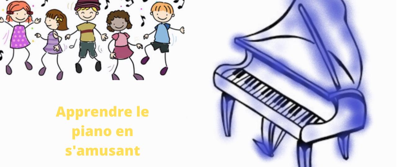 apprendre le piano exercice de doigts