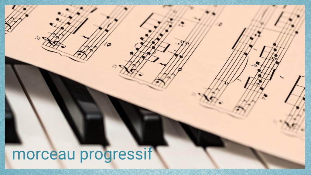 apprendre le piano méthode progressive