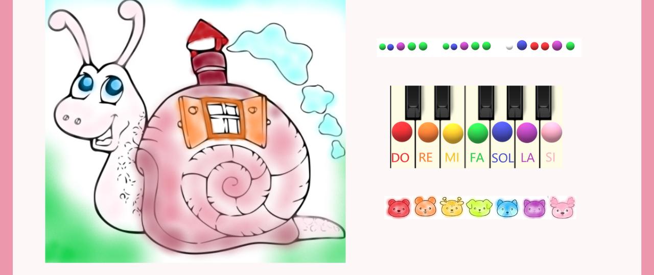 apprendre petit escargot au piano